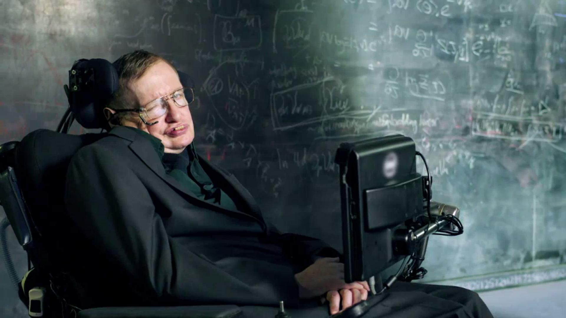 Stephen Hawkings Lebenswerk: 76 unwahrscheinliche Jahre
