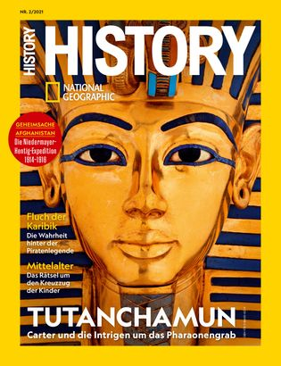 NATIONAL GEOGRAPHIC History 02/2021Cover