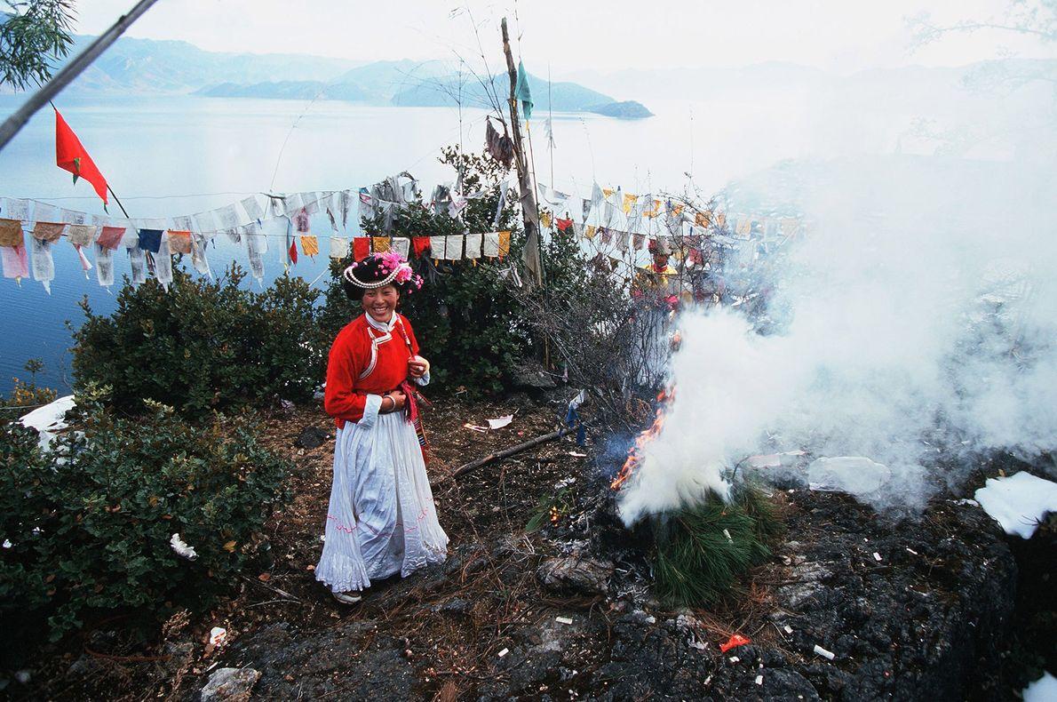 Lugu Lake, China