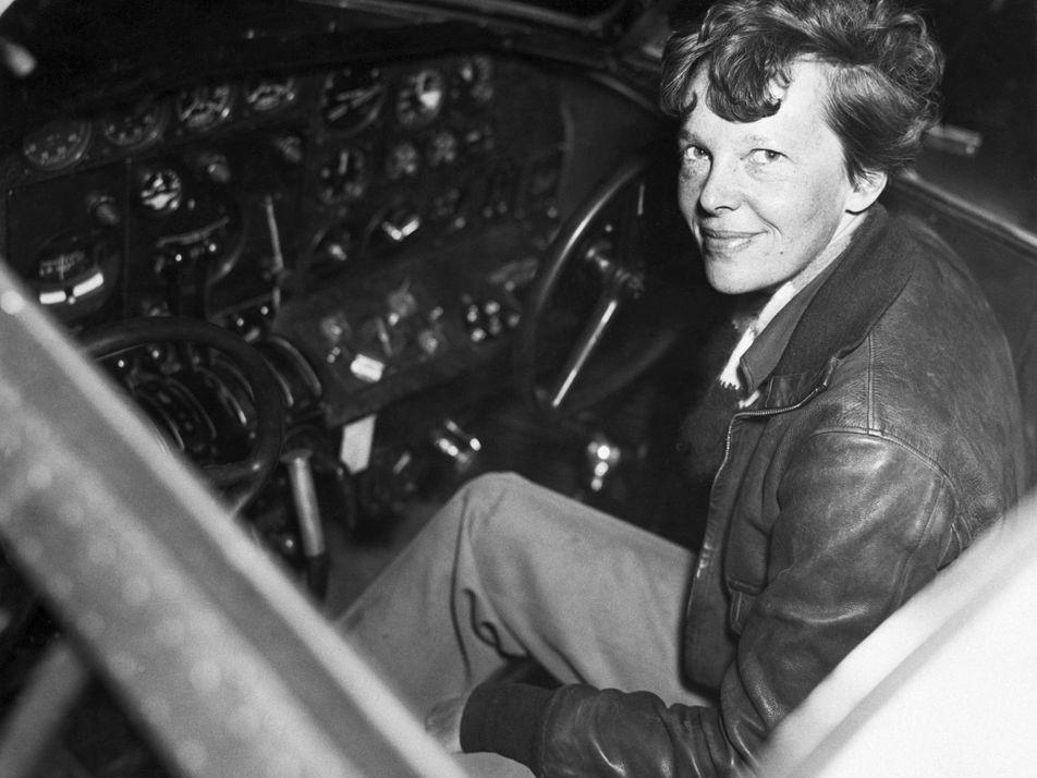 Im Jahr 1940 wurden Gebeine entdeckt, die von Amelia Earhart stammen könnten