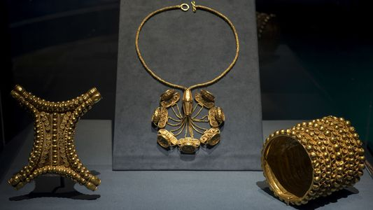 Herkunft des 2.700 Jahre alten Schatzes von El Carambolo enthüllt