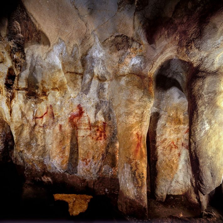 Höhlenmalerei