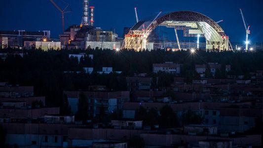 Die radioaktiven Ruinen Tschernobyls bekommen eine neue Grabstätte
