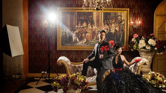 Galerie: Hinter den Kulissen von Chinas übertriebenen Hochzeitsshootings