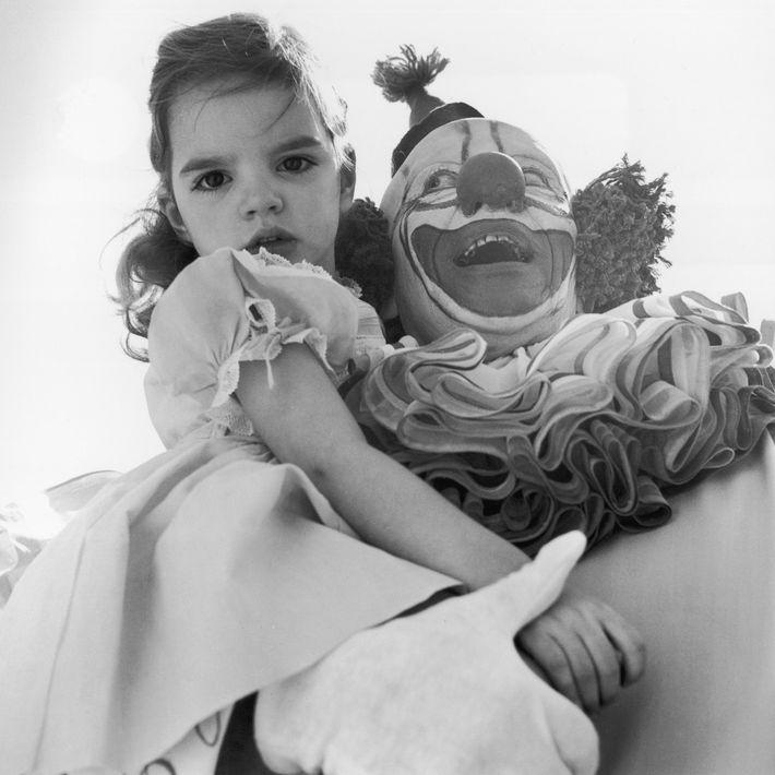 Liza Minelli & Bozo der Clown