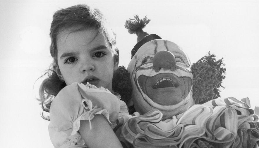 Warum wir Clowns tatsächlich unheimlich finden