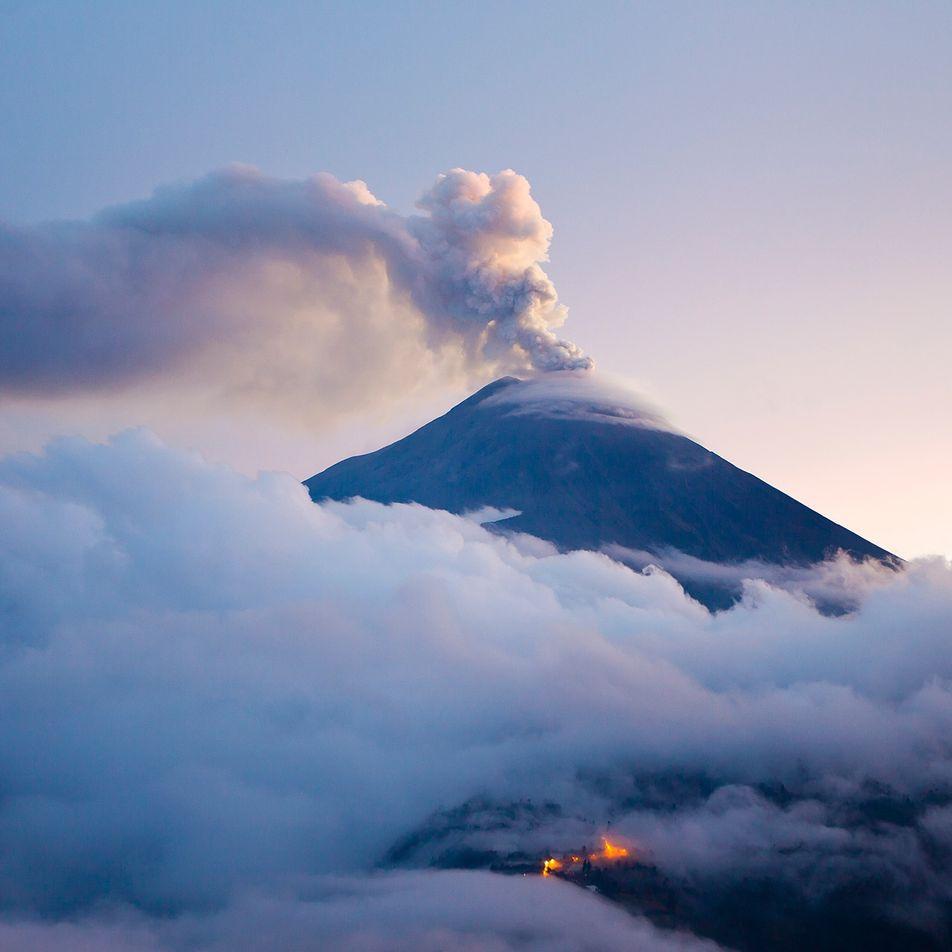 Der älteste CO2-Speicher der Welt: Die enorme Absorptionskraft von Erdgestein