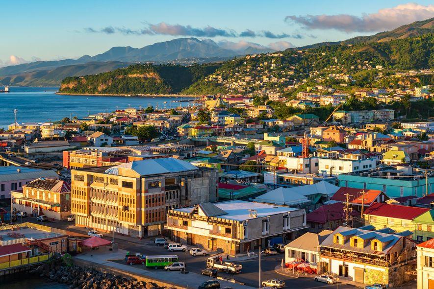 """Dominicas Weg zum ersten """"hurrikansicheren"""" Land der Welt"""