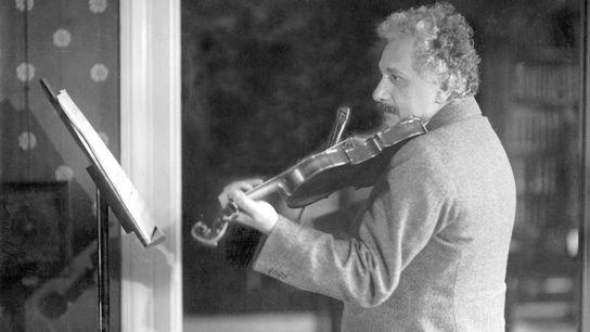 Einsteins Violine