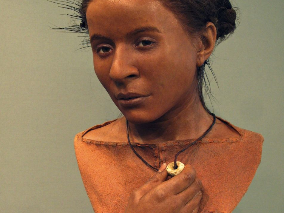 Uralte Gesichter zeigen 40.000 Jahre europäischer Abstammung