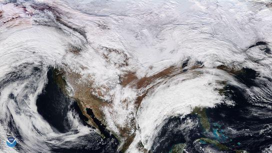 Signal des Klimawandels