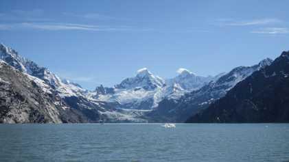 Ein Jahrhundert alte Gletscherstudie kann Hinweise auf den Klimawandel liefern