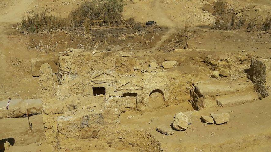 Das ägyptische Antikenministerium gibt an, dass im Verlauf des Jahres noch mehr Ausgrabungen stattfinden werden. Diese ...