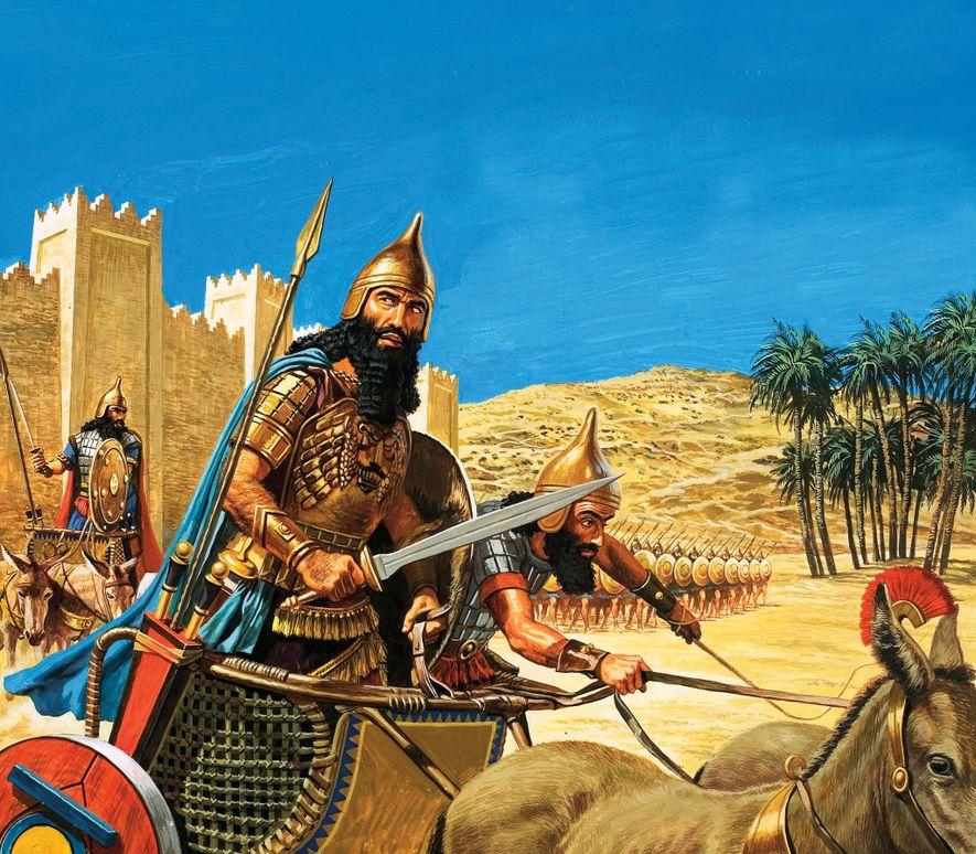 Wer war Hammurabi?
