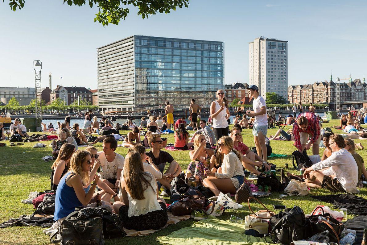 Dänemark gehört zu glücklichsten Ländern der Welt.