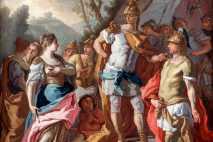 ALEXANDER DER GROSSE UND HEPHAISTION