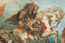 Attila der Hunnenkönig