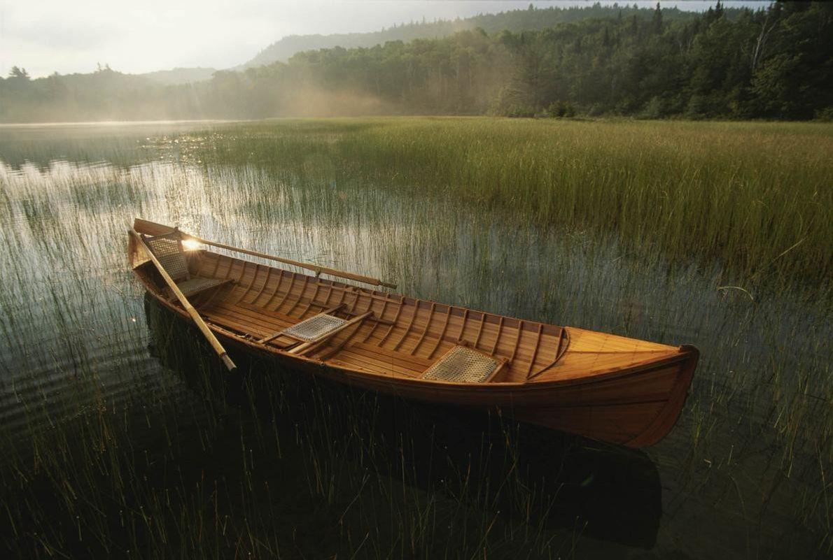 Adirondack im Lake Placid