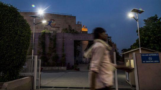 TERI-Universität in Neu-Delhi, Indien
