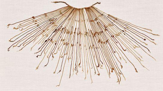 Knotenschrift Quipu