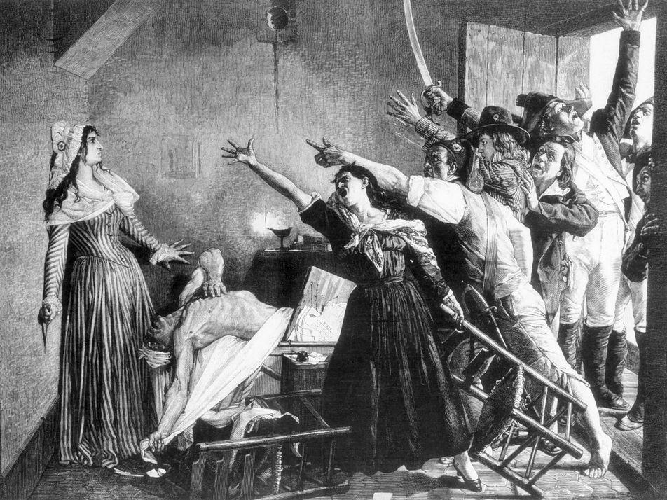Ferndiagnose: Was verrät die DNA eines ermordeten französischen Revolutionärs?