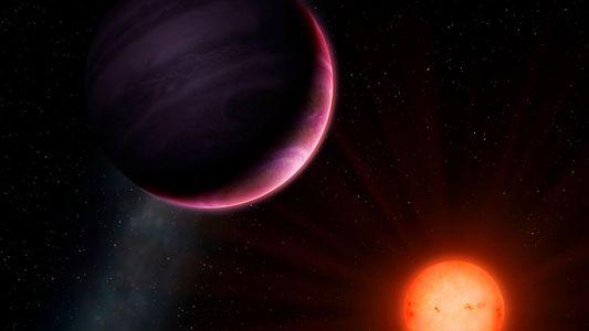 Riesenplanet in Umlaufbahn um Zwergstern entdeckt