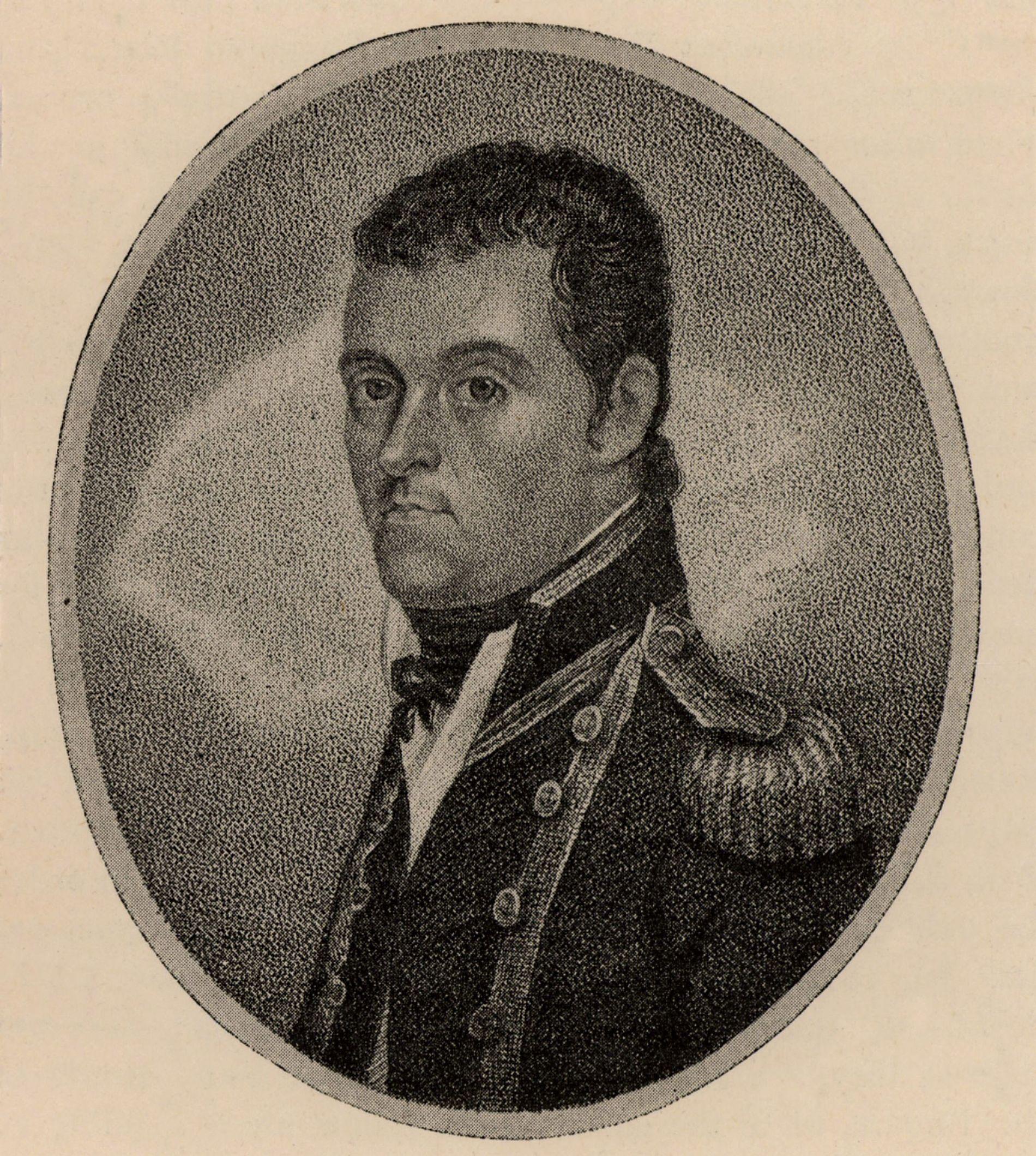 Captain Matthew Flinders leitete die erste Umsegelung Australiens und gab dem Kontinent seinen Namen.