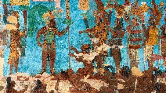 Früher glaubte man, die Maya wären friedfertige Bauern und Priester gewesen. Aber die Mitglieder dieser alten ...