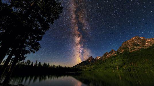 10 Fakten über unsere Milchstraße