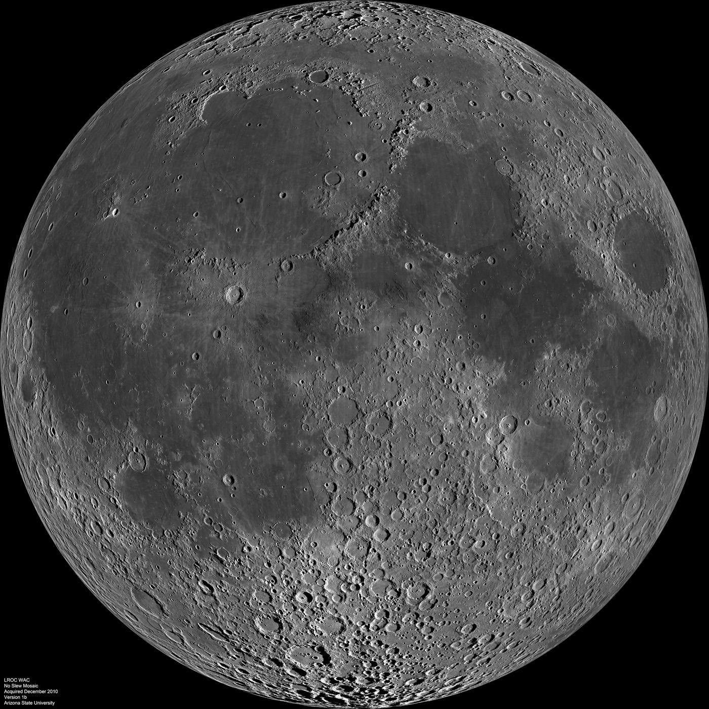 Mondbeben: Unser Mond ist geologisch aktiv   National Geographic