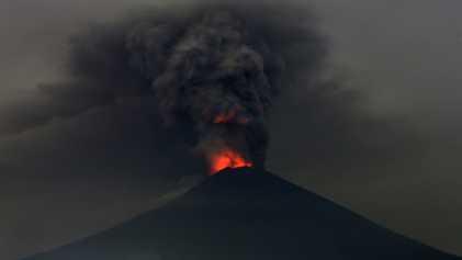 5 Fragen zum Ausbruch des Agung auf Bali