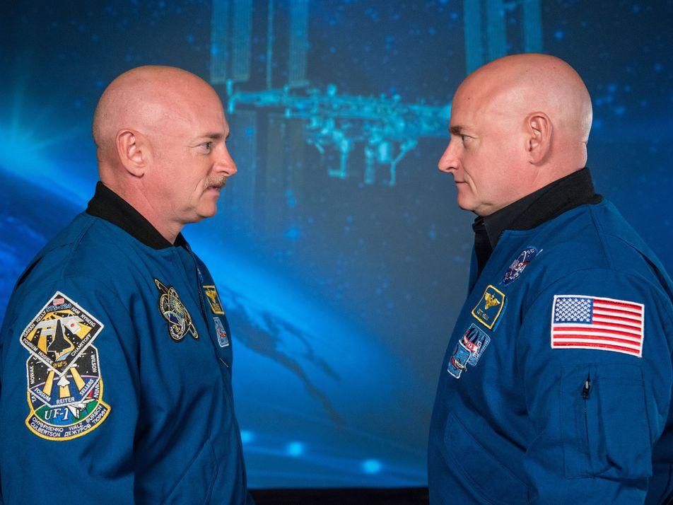 Einzigartige Zwillingsstudie zeigt Gesundheitsrisiken von Weltraumreisen
