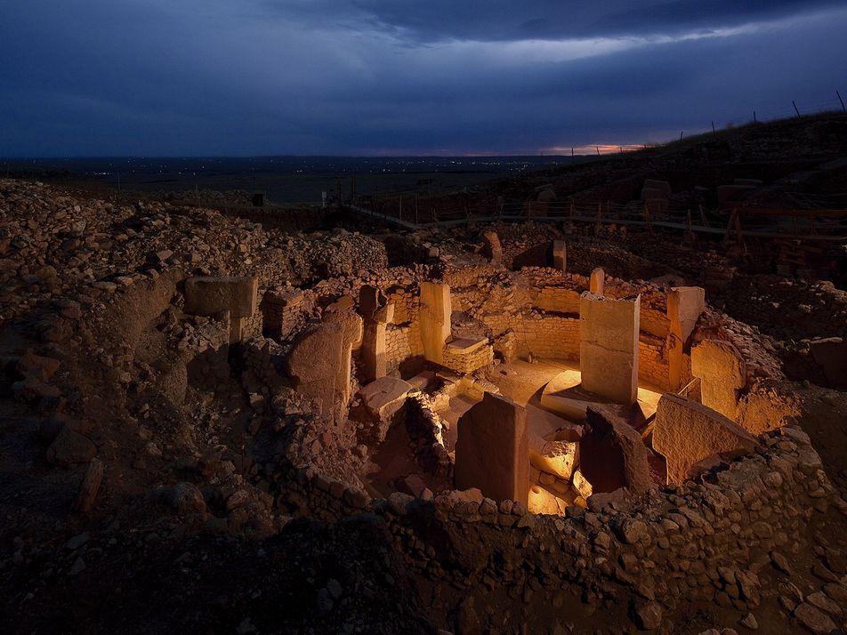 Hinweise auf Schädelkult in ältestem Tempel der Welt gefunden