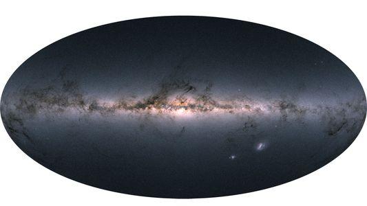 1,7 Milliarden Sterne sollen helfen, die Größe des Alls zu messen