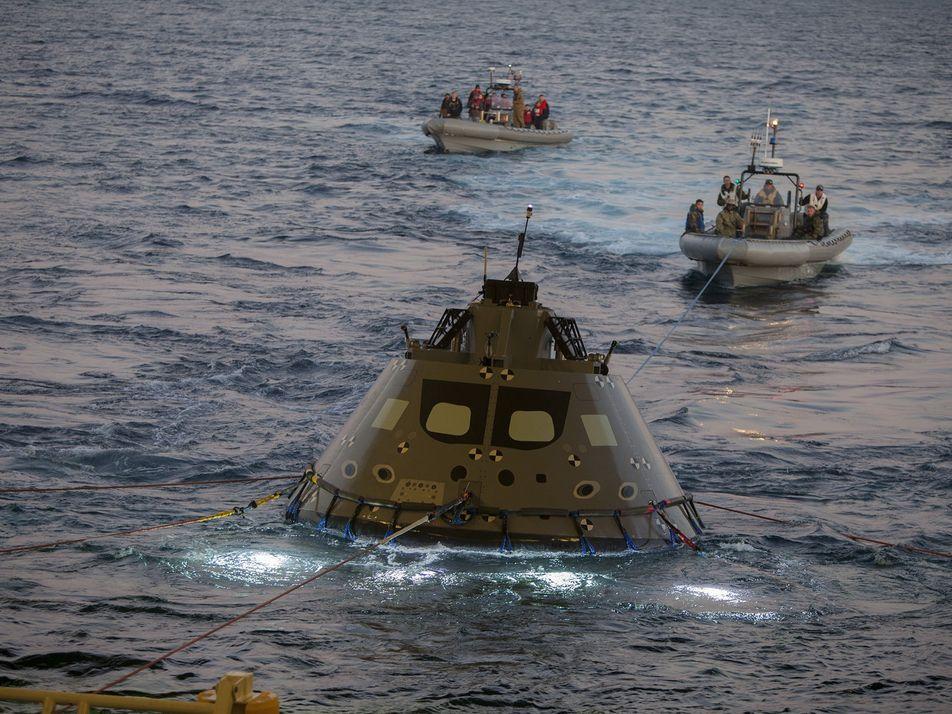 Galerie: Rückkehr zum Mond: NASA-Pläne für künftige Reisen ins All