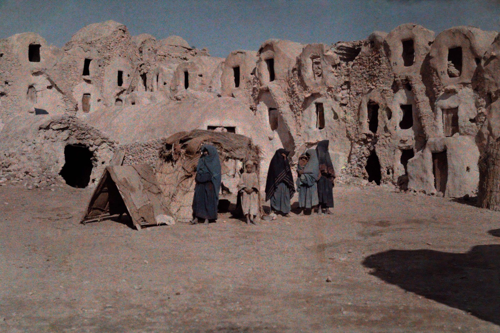 Historische Aufnahmen von Höhlenwohnungen aus aller Welt | National Geographic