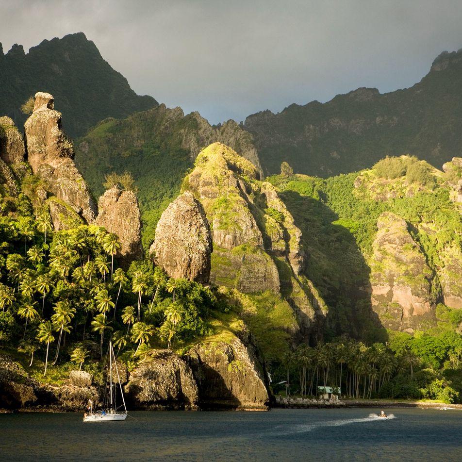 Polynesien & Amerika: Kontakt lange vor Ankunft der Europäer