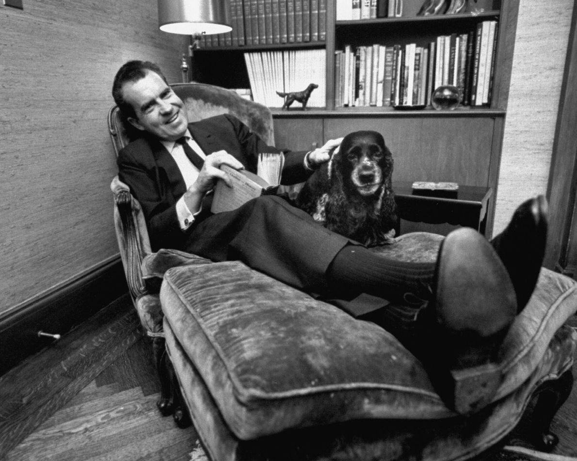 Richard Nixon & Checkers