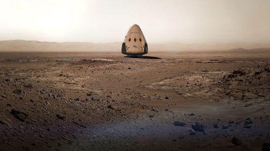 SpaceX will im Jahr 2018 ein Raumschiff zum Mars schicken