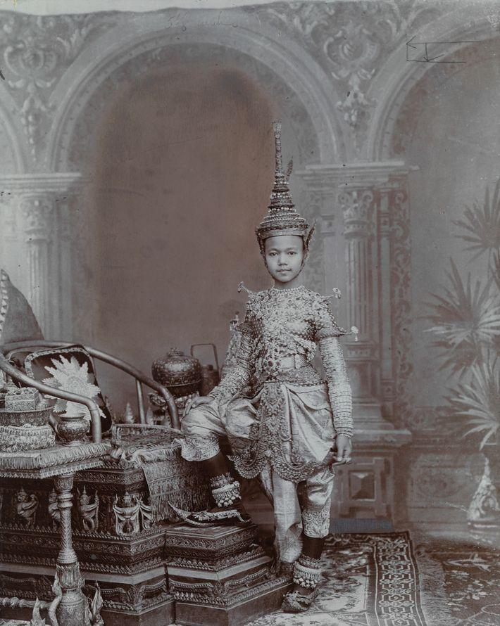 siamesischer Prinz