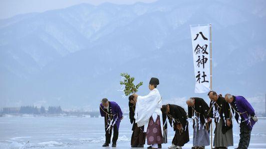 Japanische Mönche führten 700 Jahre lang Wetteraufzeichnungen