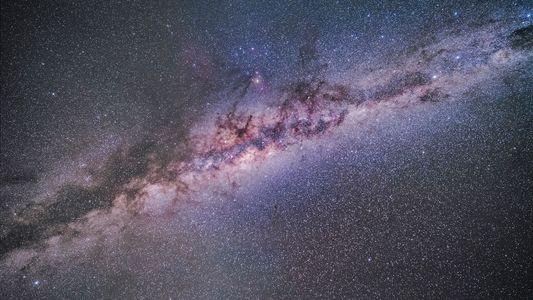 Der Nachthimmel im März 2019