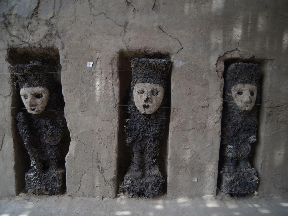 Peru: Die antiken Palastwächter aus Termitenkot