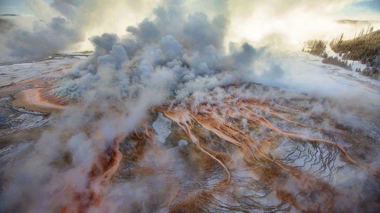 Schwarmbeben erschüttern den Yellowstone-Supervulkan