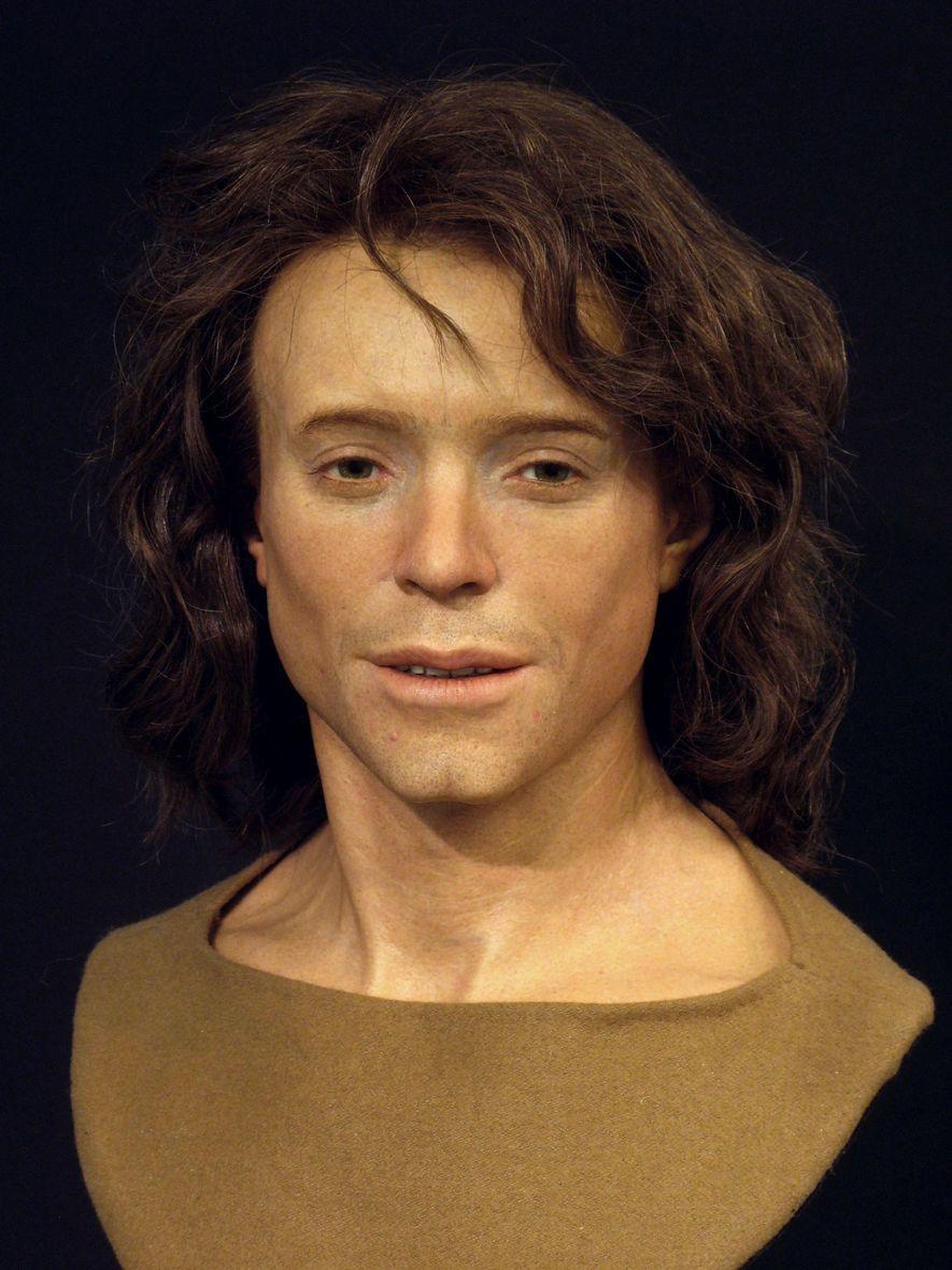 Adelasius Elbachus lebte vor rund 1.300 Jahren in der nördlichen Schweiz. Als er starb, war er wohl zwischen 19 und 22 Jahren alt.