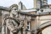 Der römische Kaiser Vespasian