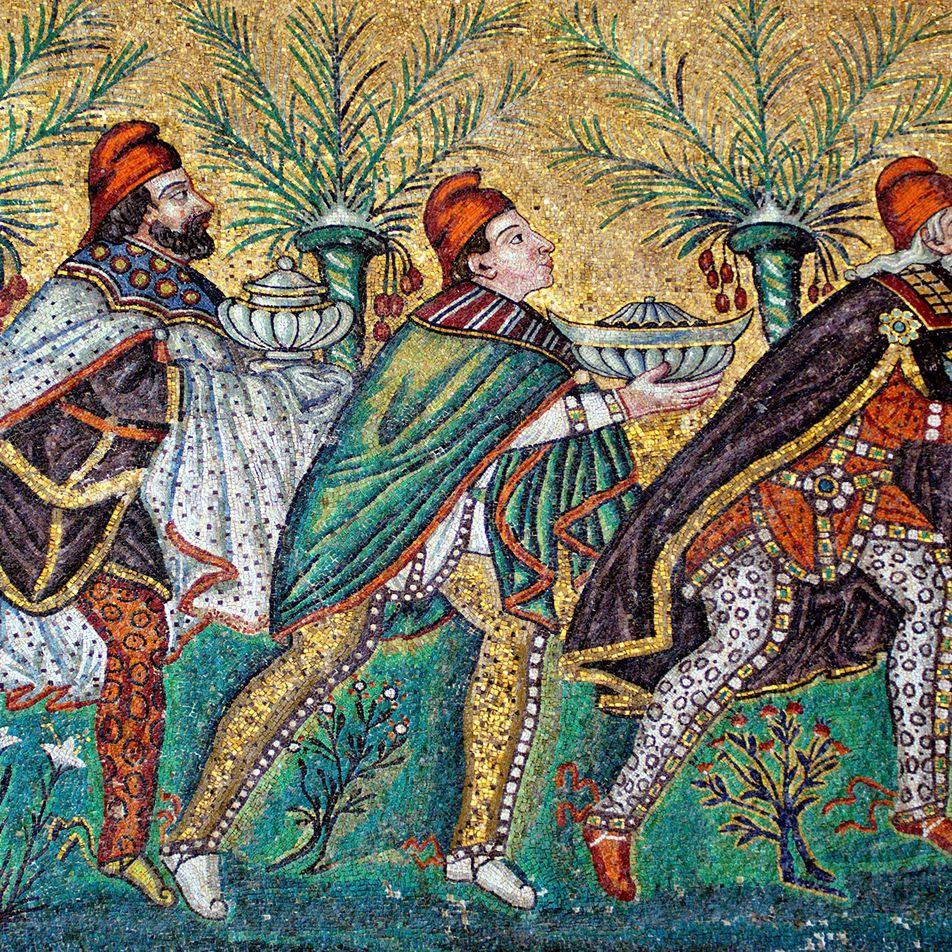 Wer waren die drei Könige der Weihnachtsgeschichte?