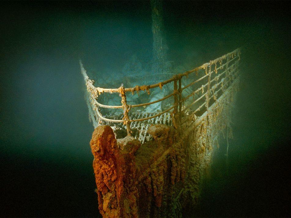 Schicksal der Titanic-Artefakte ist ungewiss