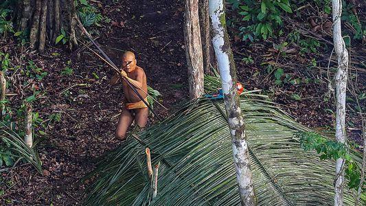 Exklusiv: Erstaunliche neue Fotos des isolierten Stammes liefern überraschende Erkenntnisse