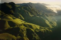 Während der späten Kreidezeit waren die heutigen Westghats in Indien von gewaltigen Vulkanausbrüchen geprägt.